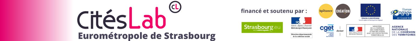 CitésLab Eurométropole de Strasbourg